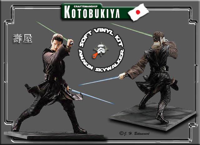 Kotobukiya - Anakin Skywalker ARTFX Statue Anakin21