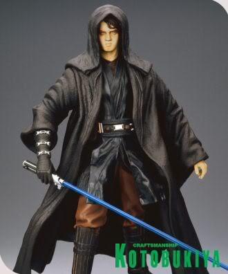 Kotobukiya - Anakin Skywalker EPIII ARTFX Statue Anakin22