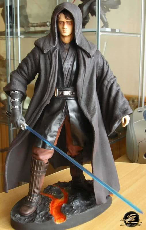Kotobukiya - Anakin Skywalker EPIII ARTFX Statue Anakin23