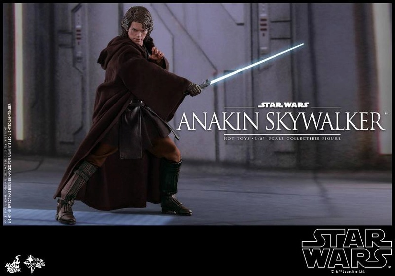 Hot Toys Star Wars EP3 Anakin Skywalker Sixth Scale Figure  Anasky37