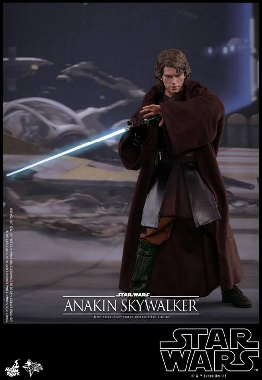 Hot Toys Star Wars EP3 Anakin Skywalker Sixth Scale Figure  Anasky41