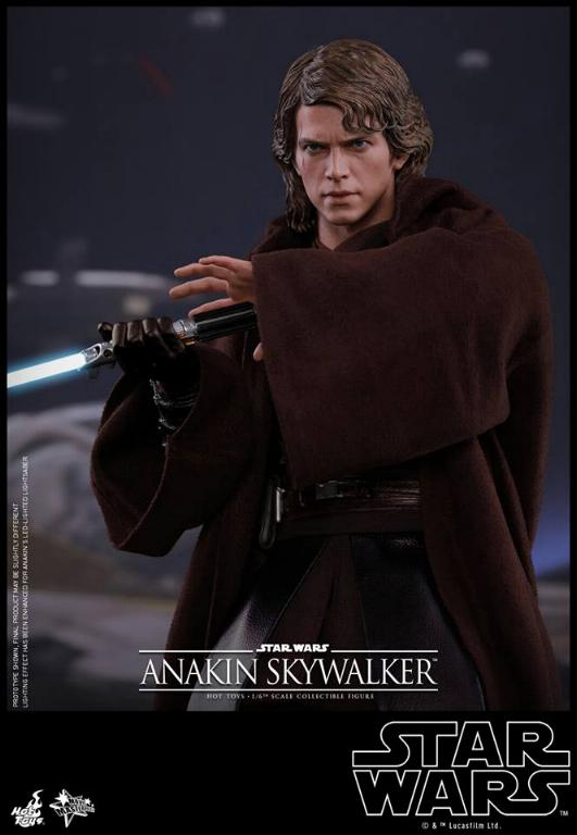 Hot Toys Star Wars EP3 Anakin Skywalker Sixth Scale Figure  Anasky43