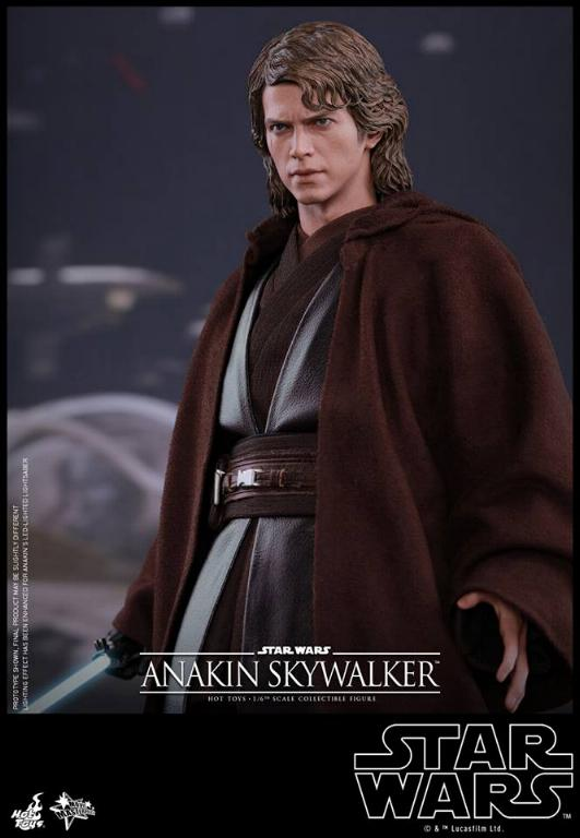Hot Toys Star Wars EP3 Anakin Skywalker Sixth Scale Figure  Anasky44