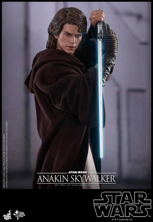 Hot Toys Star Wars EP3 Anakin Skywalker Sixth Scale Figure  Anasky48