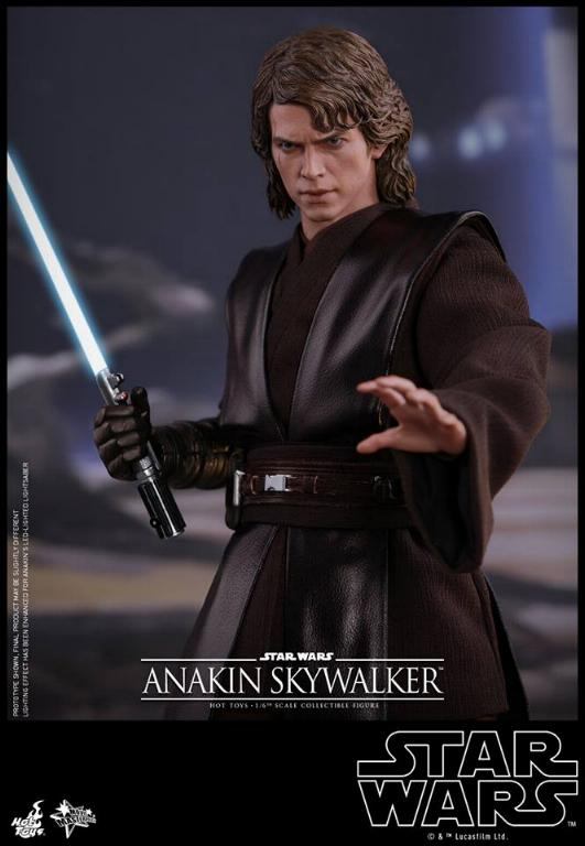 Hot Toys Star Wars EP3 Anakin Skywalker Sixth Scale Figure  Anasky49