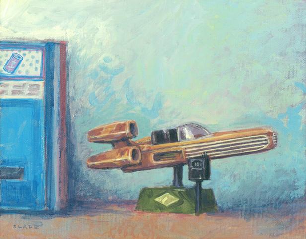 Artwork Star Wars - ACME - Arcade 1977, 1980, 1983 Arcade10