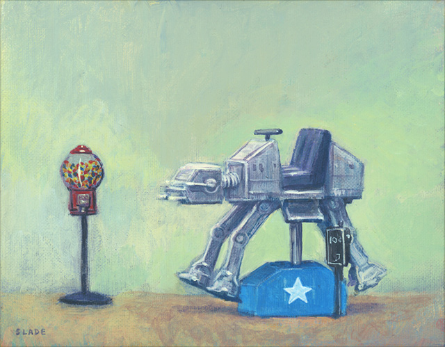 Artwork Star Wars - ACME - Arcade 1977, 1980, 1983 Arcade11