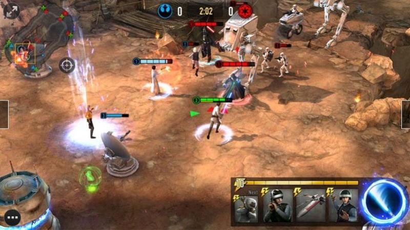 Star Wars: Force Arena Arena_10