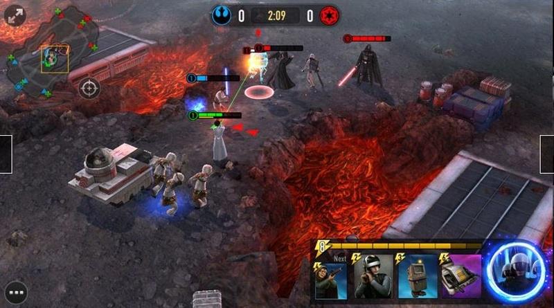 Star Wars: Force Arena Arena_13
