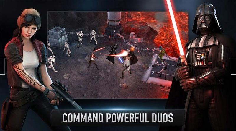Star Wars: Force Arena Arena_14