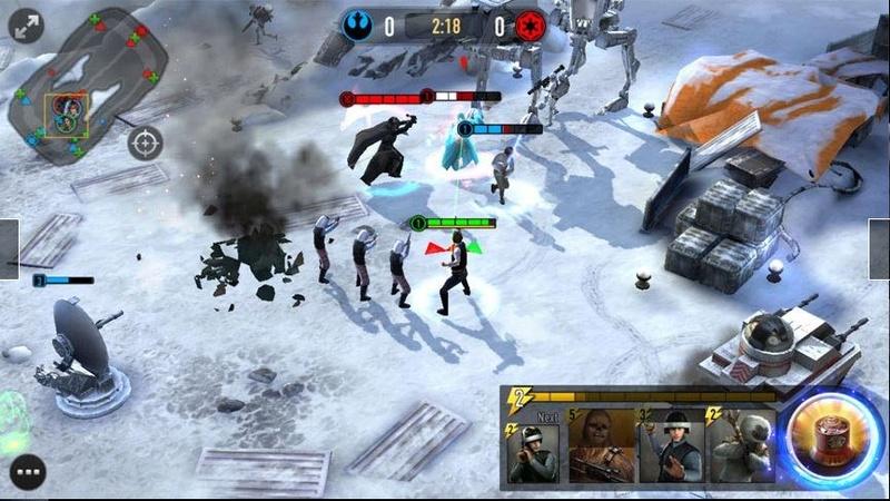 Star Wars: Force Arena Arena_16