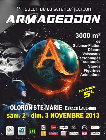 Salon Armageddon - 2 et 3 Novembre 2013 - Oloron St Marie  Armagu10