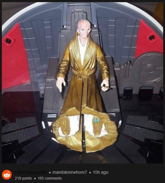 8 - Les RUMEURS de Star Wars VIII - The Last Jedi - Page 7 Art0512