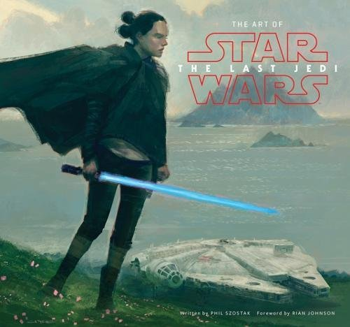 The Art of Star Wars: The Last Jedi - Les derniers Jedi Artof10