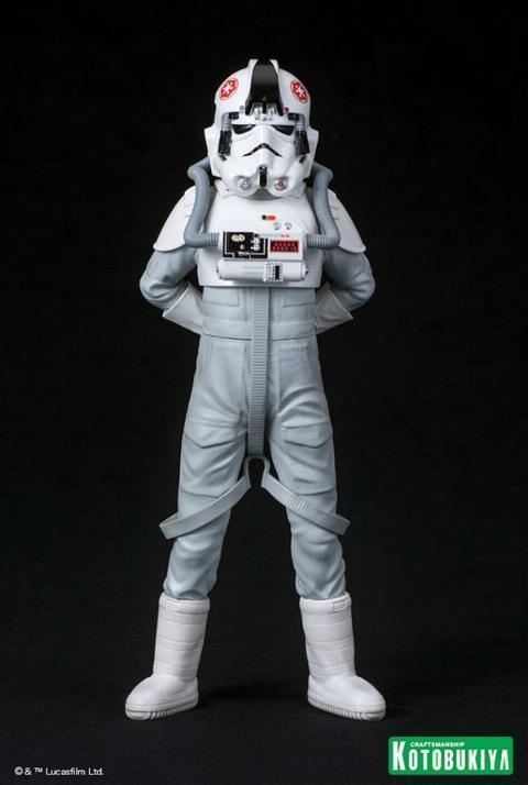 Kotobukiya: Star Wars AT-AT Driver ARTFX+ Statues At-at_23