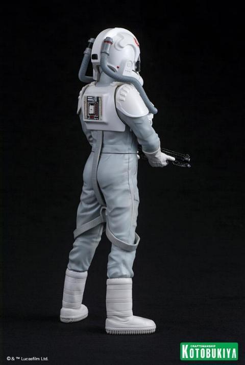 Kotobukiya: Star Wars AT-AT Driver ARTFX+ Statues At-at_24