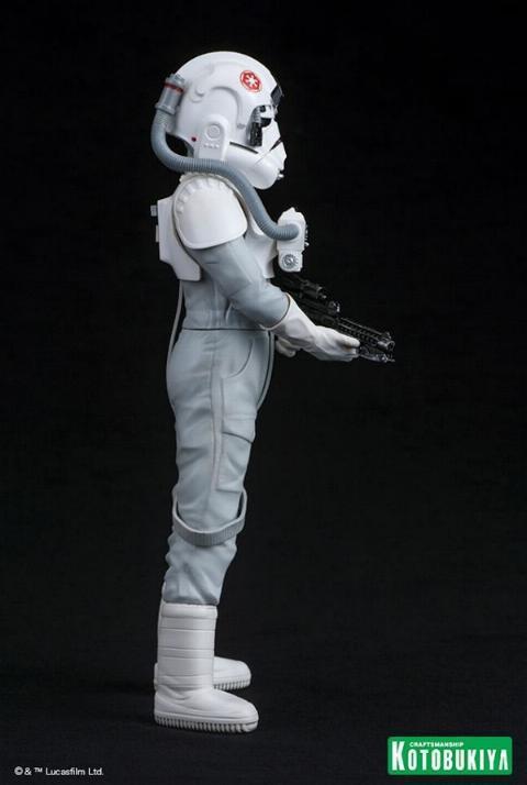 Kotobukiya: Star Wars AT-AT Driver ARTFX+ Statues At-at_25