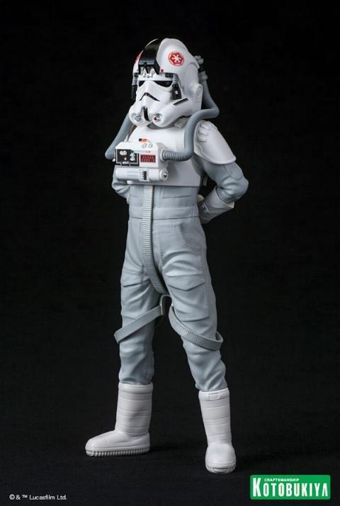 Kotobukiya: Star Wars AT-AT Driver ARTFX+ Statues At-at_26
