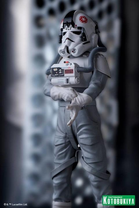 Kotobukiya: Star Wars AT-AT Driver ARTFX+ Statues At-at_28