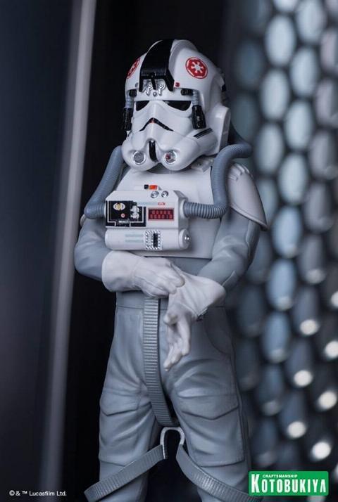 Kotobukiya: Star Wars AT-AT Driver ARTFX+ Statues At-at_29