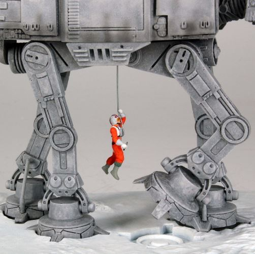 Gentle Giant AT-AT PG Exclusive Mini Bookends Atatmi12