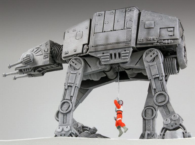 Gentle Giant AT-AT PG Exclusive Mini Bookends Atatmi14