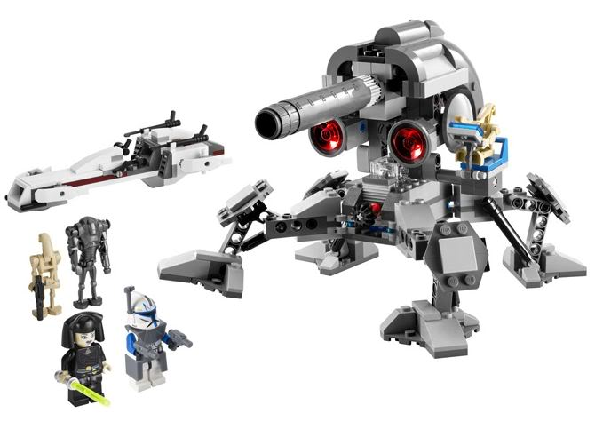 LEGO STAR WARS - 7869 - Battle for Geonosis Battle12