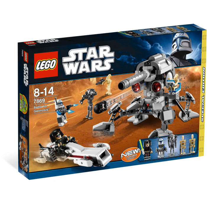 LEGO STAR WARS - 7869 - Battle for Geonosis Battle13