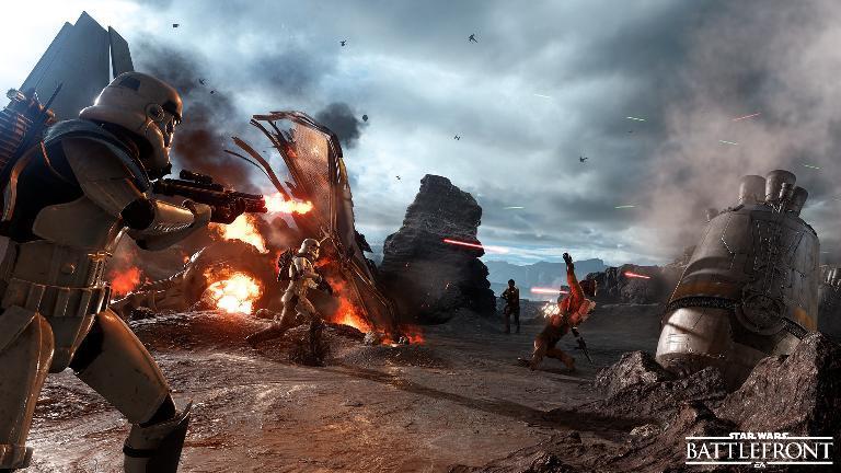 EA - Electronic Arts - Star Wars Battlefront - Page 4 Battle28
