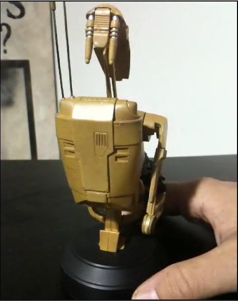 Gentle Giant - Droid de combat Mini Bust - Page 2 Battle49
