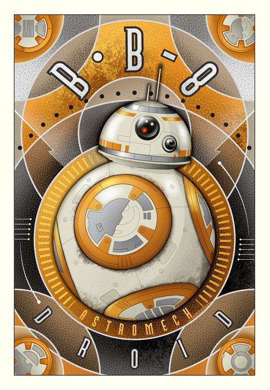 Artwork Star Wars - ACME - BB-8 Astromech Droid Bb-8_a10