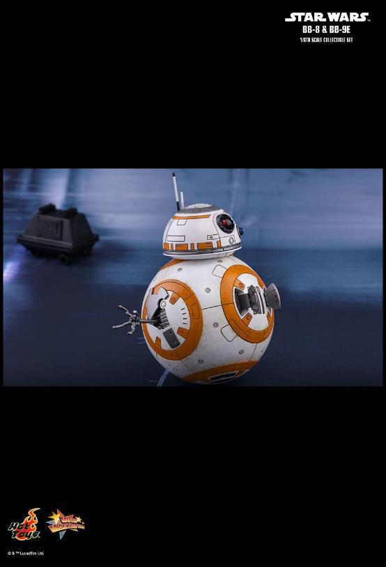 Hot Toys - Star Wars The Last Jedi BB-8 & BB-9E 1/6th Set Bb8-bb14