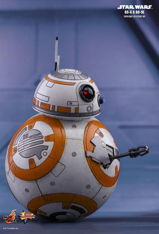 Hot Toys - Star Wars The Last Jedi BB-8 & BB-9E 1/6th Set Bb8-bb16