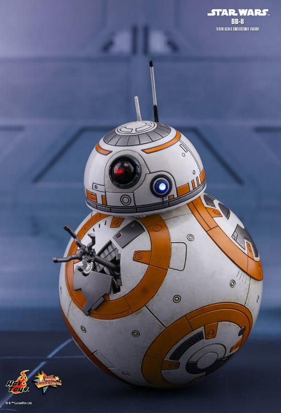 Hot Toys - Star Wars The Last Jedi BB-8 1/6th Scale Figure Bb8_0310