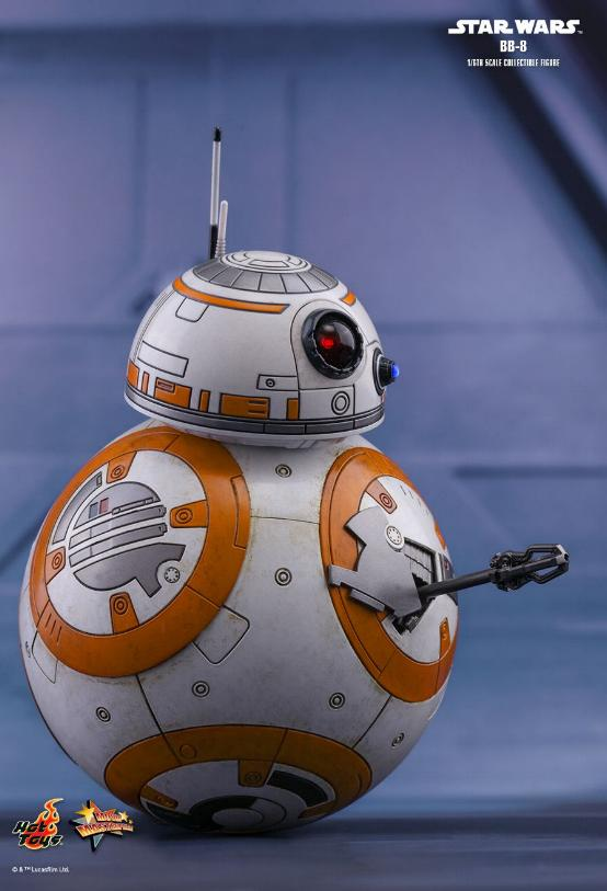 Hot Toys - Star Wars The Last Jedi BB-8 1/6th Scale Figure Bb8_0410