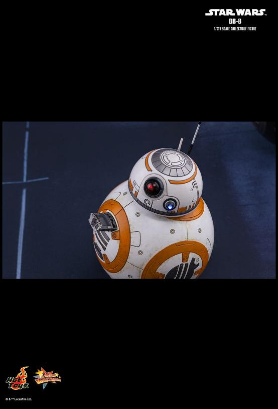Hot Toys - Star Wars The Last Jedi BB-8 1/6th Scale Figure Bb8_0610