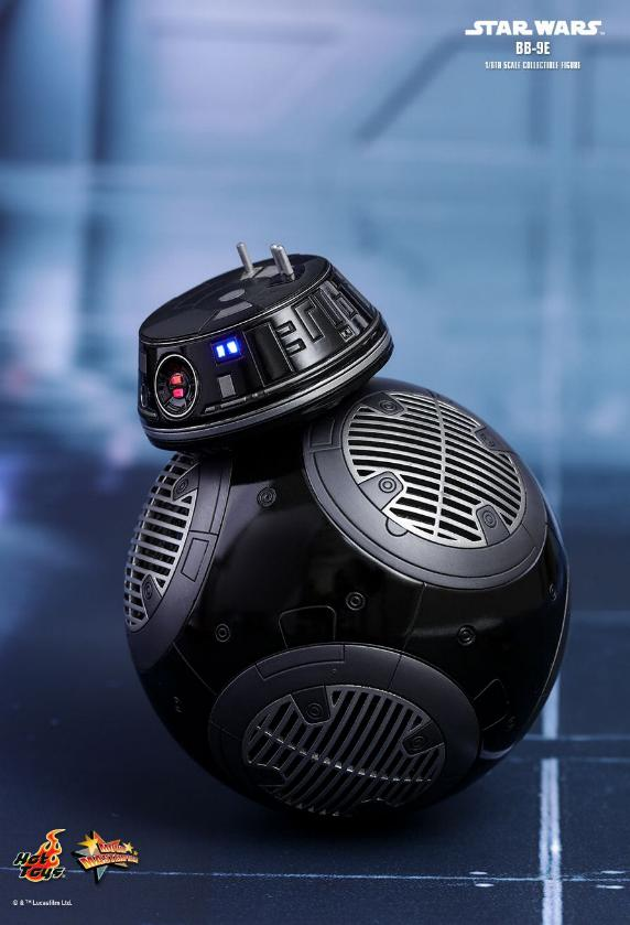 Hot Toys - Star Wars The Last Jedi BB-9E 1/6th Scale Figure Bb9e_020