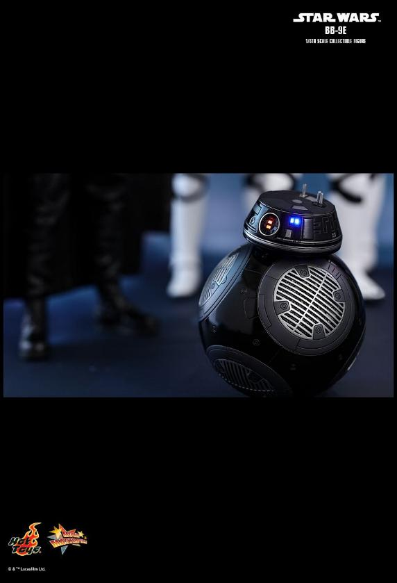 Hot Toys - Star Wars The Last Jedi BB-9E 1/6th Scale Figure Bb9e_025