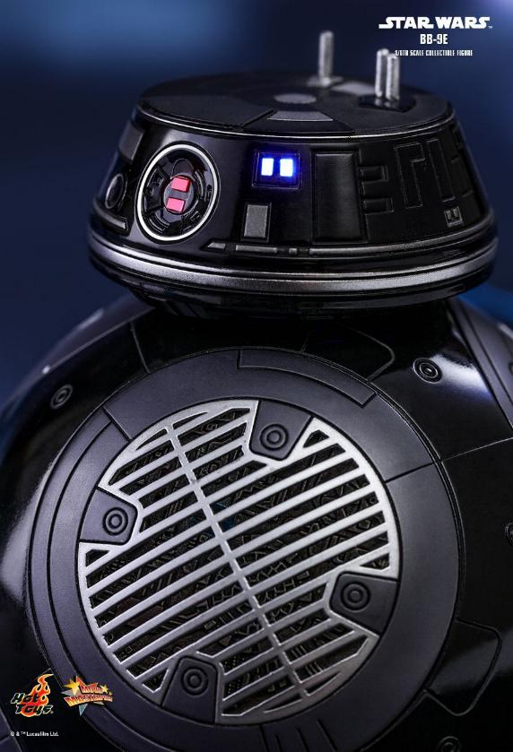 Hot Toys - Star Wars The Last Jedi BB-9E 1/6th Scale Figure Bb9e_115
