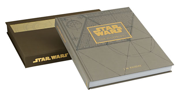 Star Wars: The Blueprints - Le coffret culte  Bluepr10