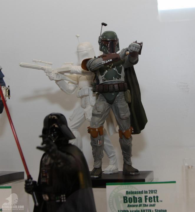 Kotobukiya - Boba Fett Return of the Jedi - ARTFX+ statue Boba0110