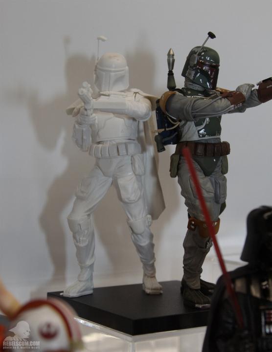 Kotobukiya - Boba Fett Return of the Jedi - ARTFX+ statue Boba0211