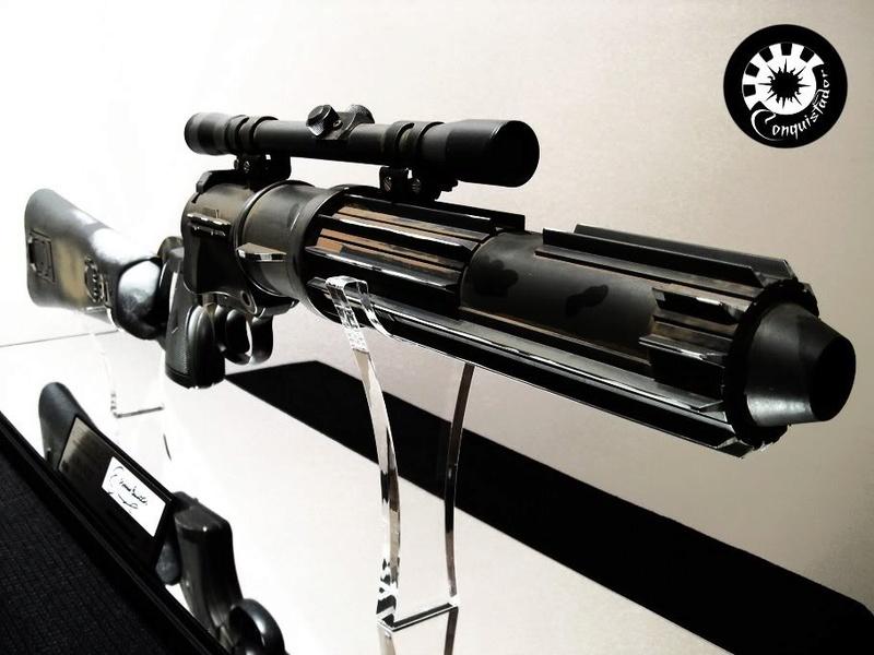 Master Replicas - Boba Fett Blaster Limited Edition LE - SE Boba211