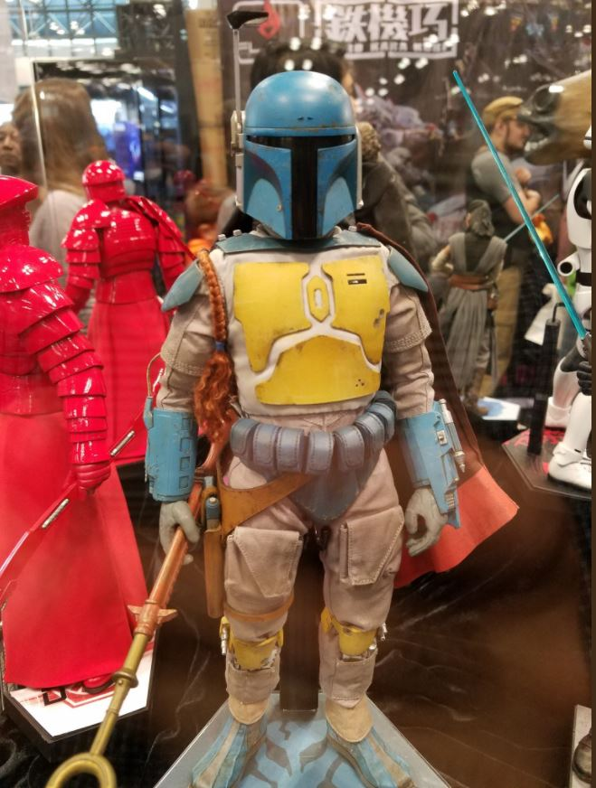 Hot Toys - Boba Fett (Animation Version) Sixth Scale Figure Boba_a29