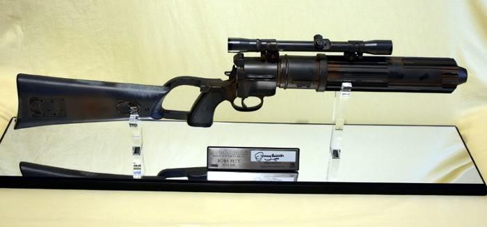 Master Replicas - Boba Fett Blaster Limited Edition LE - SE Boba_f19