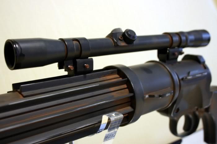 Master Replicas - Boba Fett Blaster Limited Edition LE - SE Boba_f23