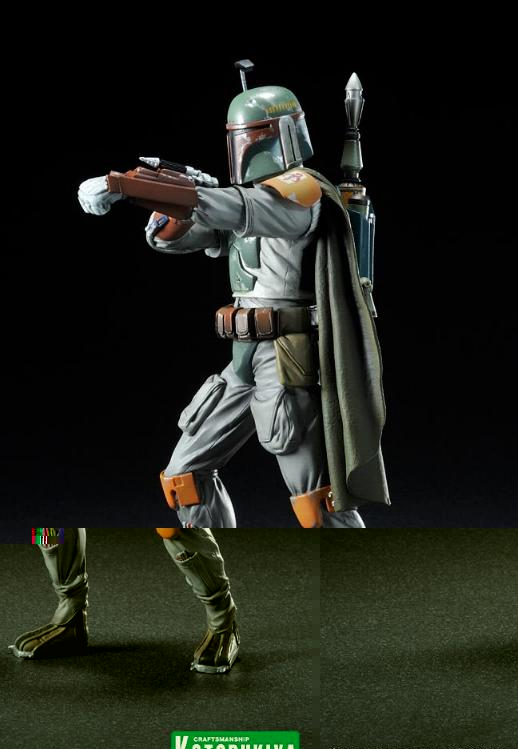 Kotobukiya - Boba Fett Return of the Jedi - ARTFX+ statue Bobaar13