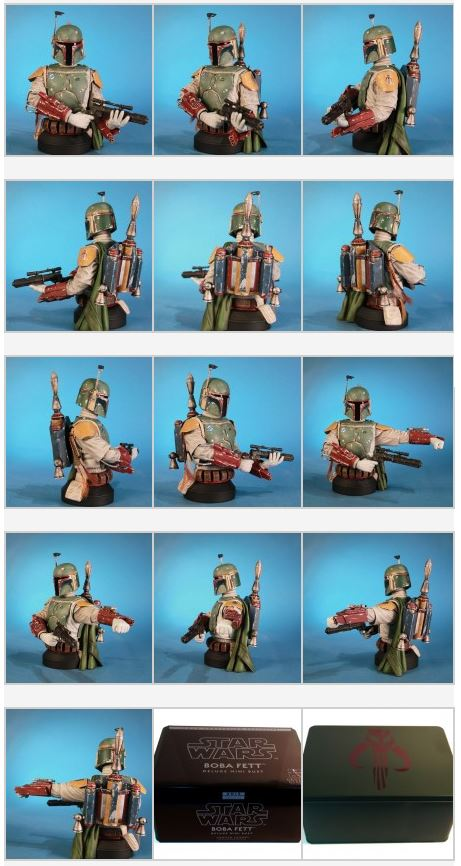 Gentle Giant - SDCC 2013 - Exclu Boba Fett Deluxe Mini Bust Bobaex10