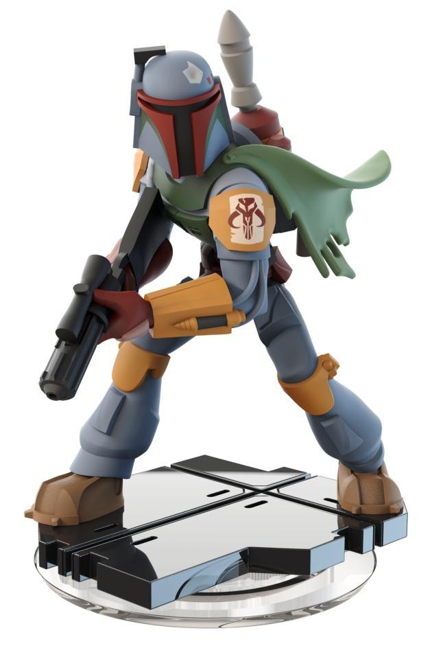 Disney Star Wars Infinity 1.0, 2.0 et 3.0 Star Wars Bobafe10