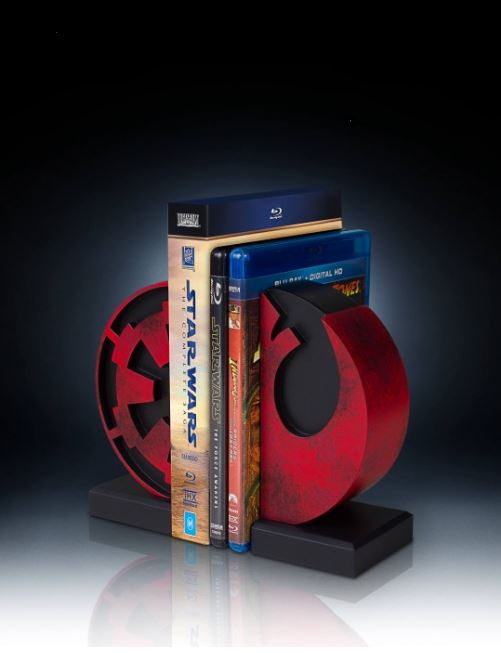 Gentle Giant - Imperial and Rebel Seal Bookends Bookim10